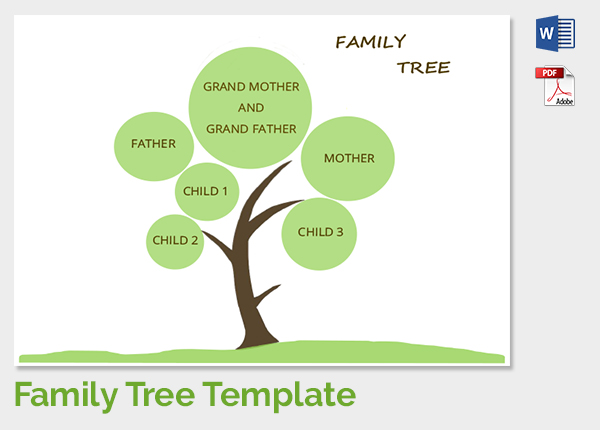 Family Tree Template Free Download